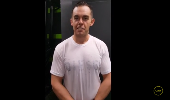 Crossfitter Talks About His Experience With Heliopatch